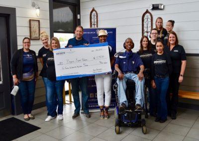 ALS Bites Fundraising Campaign