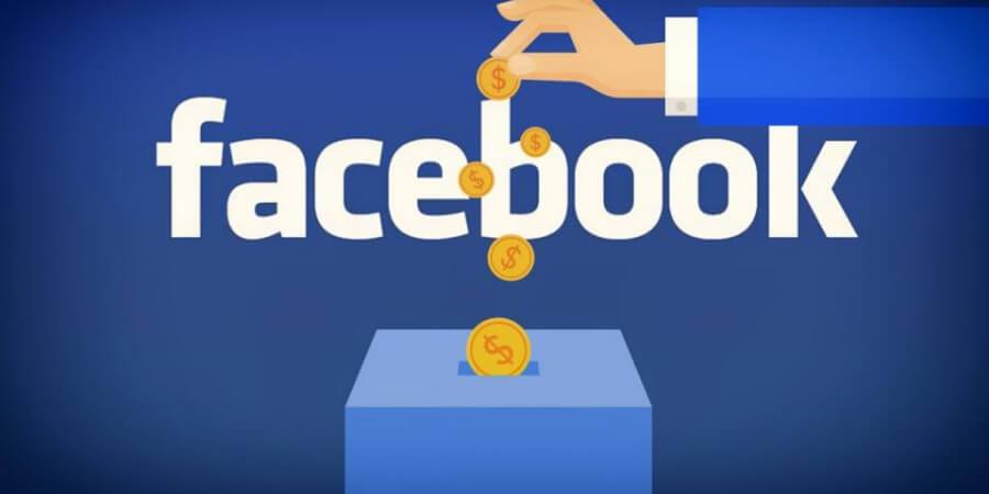 Facebook Fundraisers take off in 2018