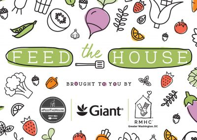 Feed the House Campaign