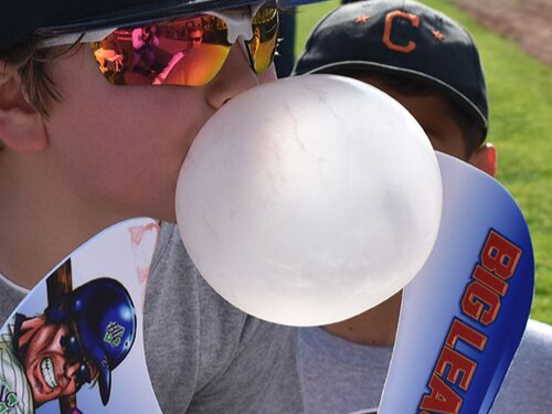Social Media Engagement for Big League Chew