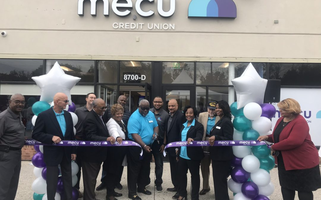 MECU Credit Union Celebrates New Randallstown Branch Opening