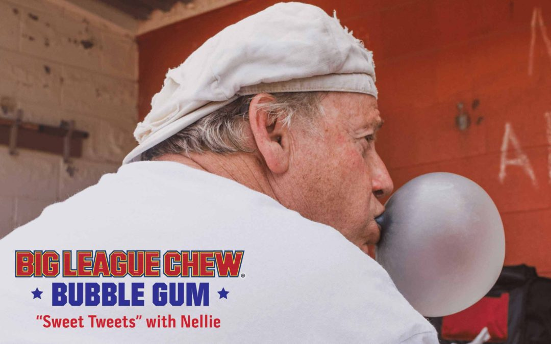 """Big League Chew's """"Sweet Tweets"""" with Rob Nelson"""